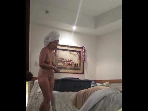 Same Hot Wife Nude In A Hotel Room Xnxx Com