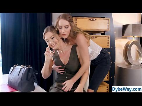 Real Homemade Lesbian Sex