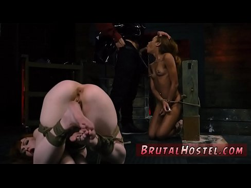 Milf Bondage Machine Orgasm