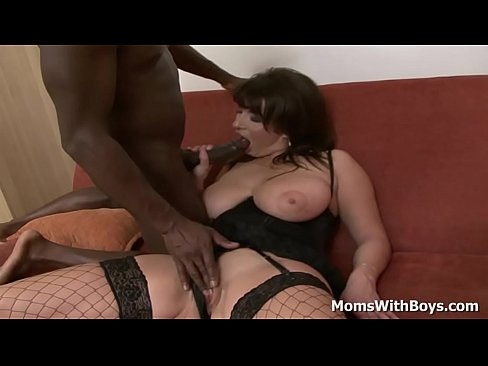 Black mom cock video fucking for