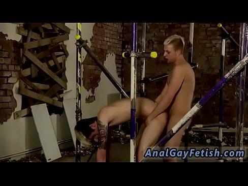 Handjob otngagged huge sucking dick