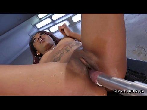 Lesbian Squirt Fuck Machine