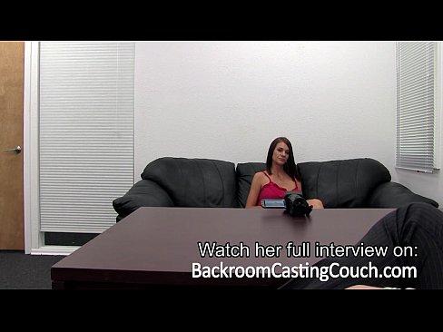 Shy Big Tit Teen Casting