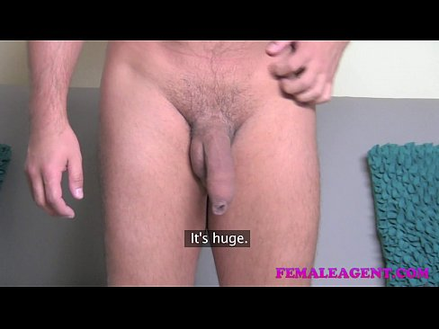 Amateur Trying Big Dick