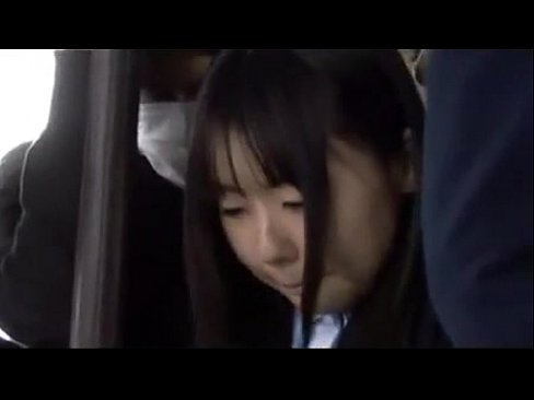 Train fucked school girl groped in japanese and consider, that you