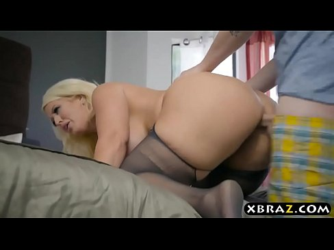 Opinion you milf super busty loves cock blonde hard opinion