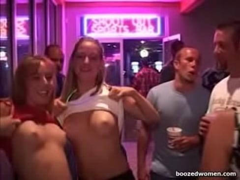 Tits girl flashing Boobs on
