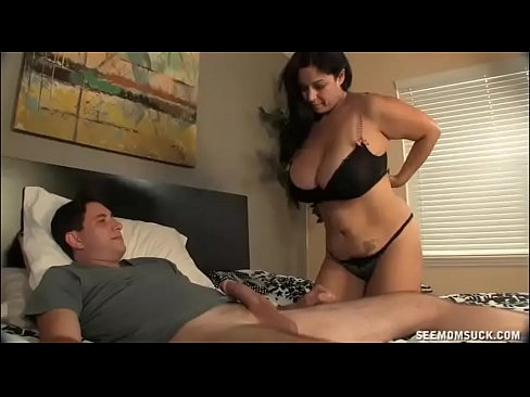Big Titted Milf Wants To Play With The Young Cock Xnxx Com