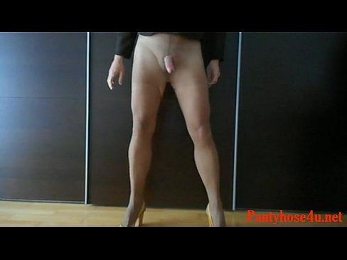 Pantyhose sex xdresser opinion you are