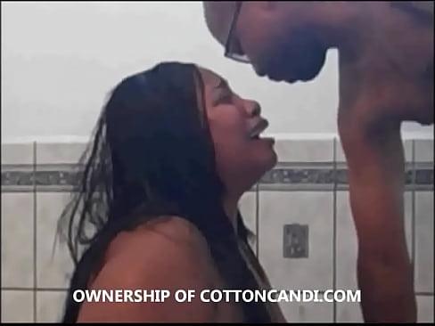 Bbw Latina Blowjob Swallow
