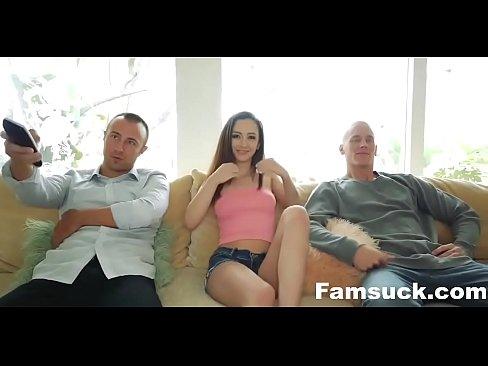 socking tits