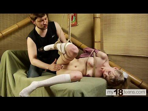 and bondage Lisa friends