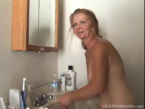 real amateur mature old spunkers