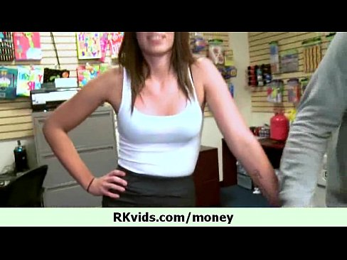 Please where sex money cash teen video for rather valuable