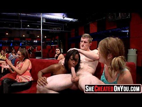 Sucking Huge Tranny Cock