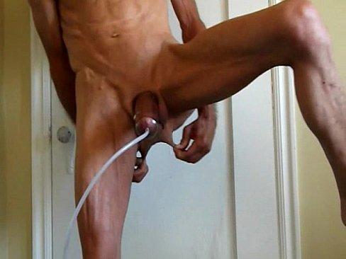 Cum of penis