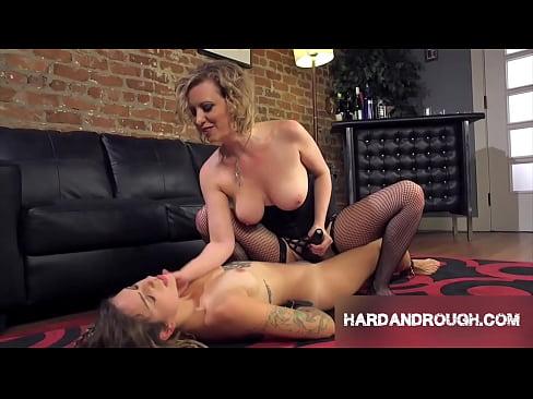 Sissy masturbates begs for cock
