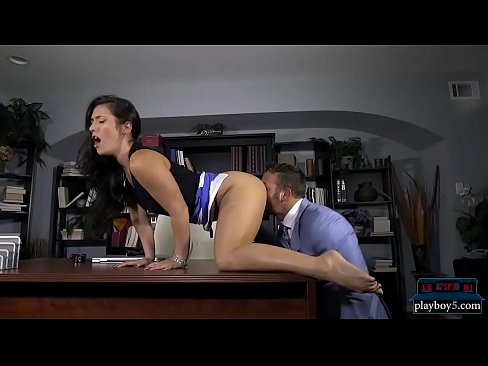Eating Pussy The Office