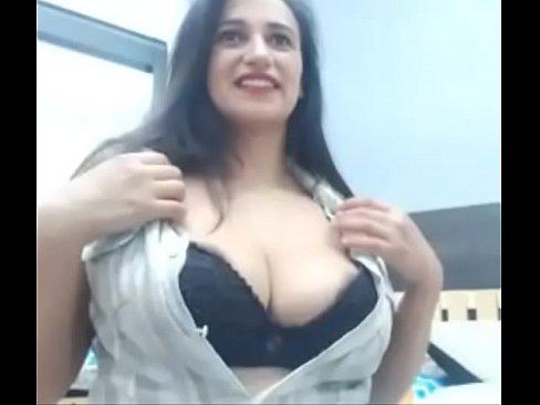 Blonde Milf Webcam Tease