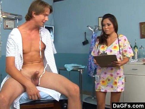Hentai Nurse Fucks Patient
