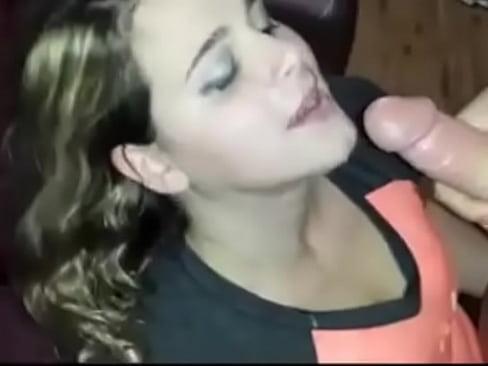 Cum on milf pussy