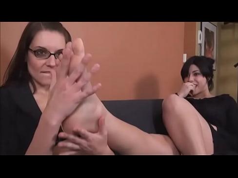 Russian Mistress Feet Worship