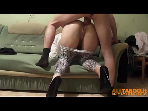 amateur forced anal on couch