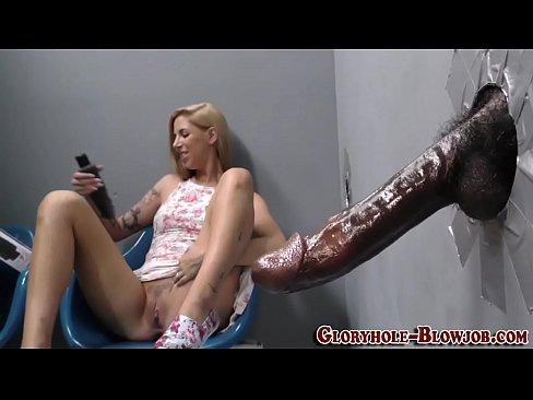 Big Black Dick Gloryhole