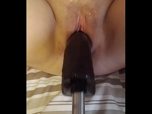 First Time Using Sex Machine