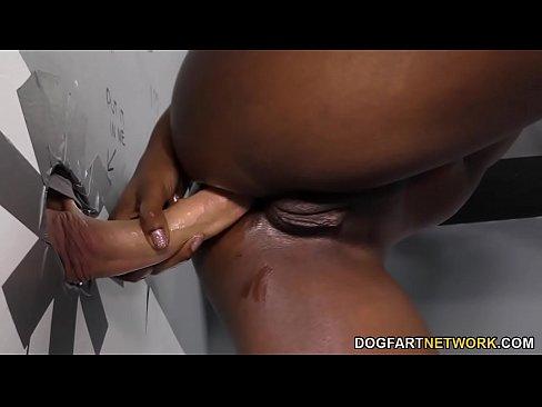 Homemade Ebony First Time Anal