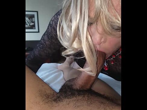 young amateur sissy blowjob