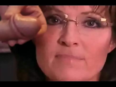 Sarah palin nude milf right!