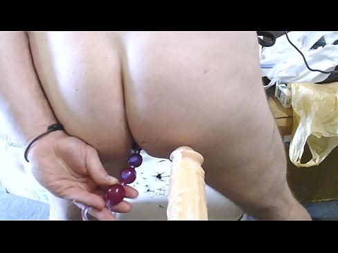 Anal Dp Beads Joeyds Butt Getting Dpd Cutting His Jib Xnxx Com