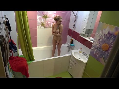 Naked Girl With Huge Boobs In The Bath Hidden Spy Camera Xnxx Com