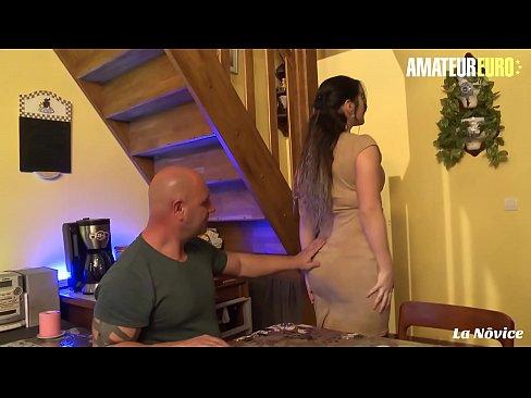 AMATEUR EURO - Hardcore Ass Fucked By Big Fat Cock - Mylene Johnson
