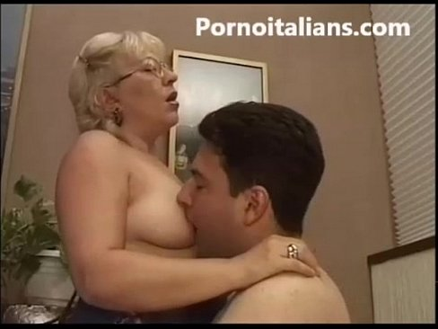 Ita granny anal something