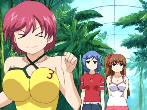 Anime Beach Boobs Porn