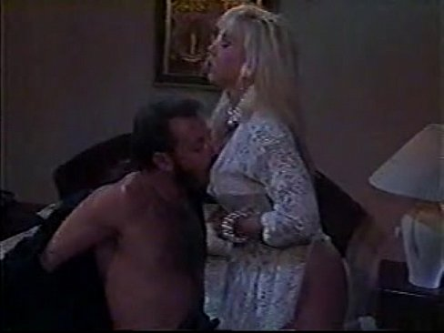 Steve Drake Fucks a big tits blonde