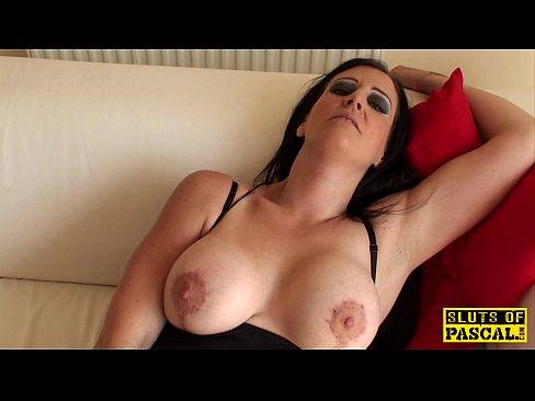 Busty brit masturbating pussy sex images