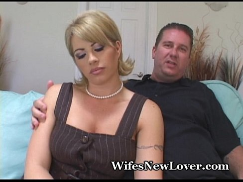 Housewife POV monster cock couple
