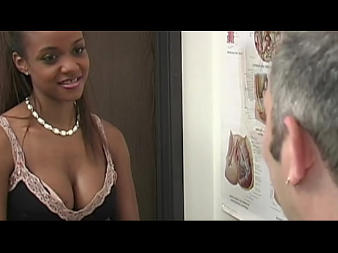 Does fetish pelvic exam video are