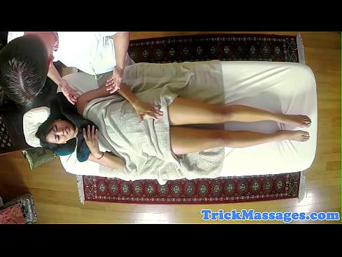 Sensual Asian Lesbian Massage