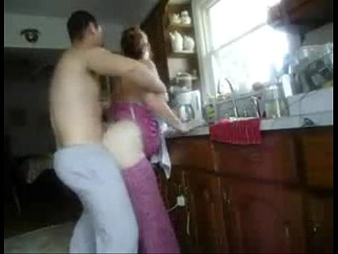 mature housewife fucks in kitchen homemade amateur
