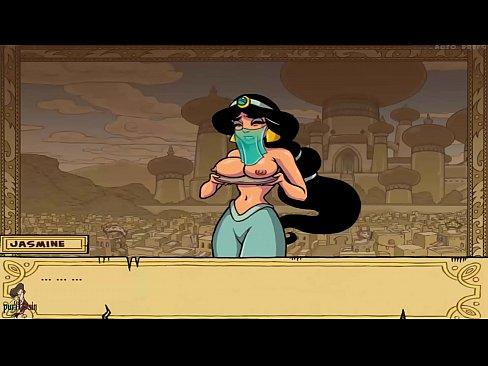 Jasmine bondage princess porn disney touching