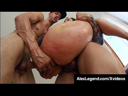 Big Booty Ebony Takes Big Dick