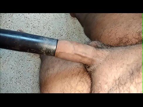 Wife enjoying anal