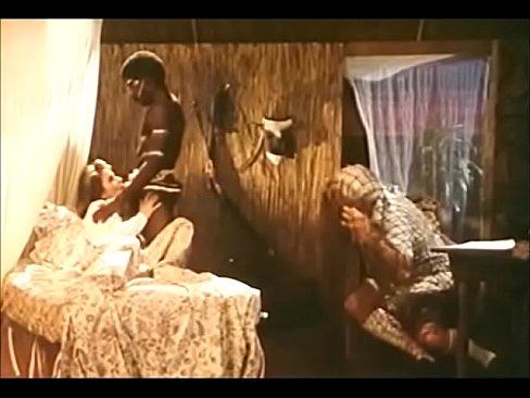 Naked female sex video