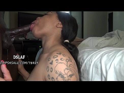 very busty asian swallows clients big dick in a rub session have found