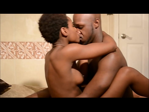 Amateur Married Ebony Couple