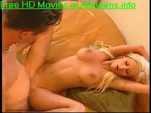 Hot Blonde Fucked Black